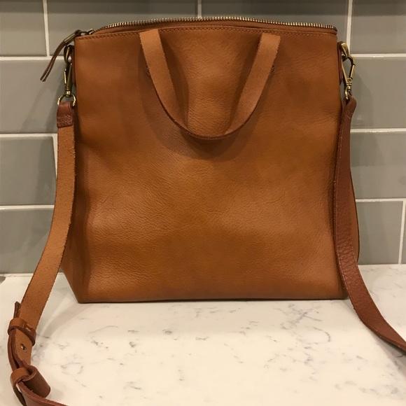 ff56a3d9e Madewell Handbags - Madewell zip-top transport crossbody
